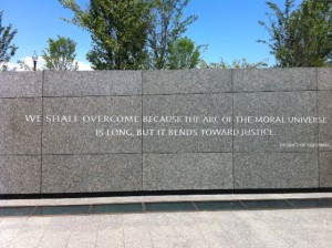 We Shall Overcome- MLK