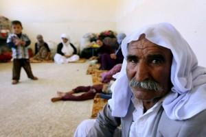 Yazidi Family (Source: Aquila-Style)